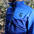 WINTER SHIELD JACKET【PRIZM】BLUE