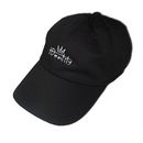 low  cap -black-