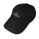 low  cap -black-
