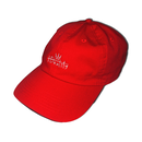 low  cap  -red-