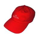 low  cap  -red-
