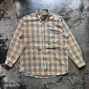 used Blueberrys tartan check shirts