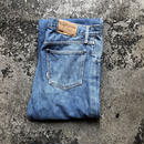 "used GOLD RUSH ""EDWIN"" DENIM PTS"