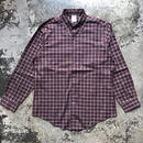 used BROOKS BROTHERS CHECK BD SH