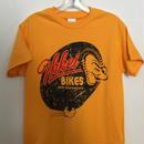 IKKEI BIKES 10anniversary Tシャツ gold
