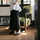 Lemair drape cool pants skirt