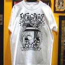 Cholo-Fudo Tee shirt (white)