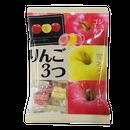 85gりんご3つ(10袋)
