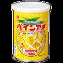 パインアメ缶
