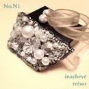 【considerable】/No.N1 ビジュー刺繍チョーカー