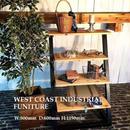 西海岸 カフェ STYLE デコレーション SHELF I-Branchシェルフ棚 送料無料(SH17)