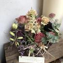 母の日PUROBLANCOおまかせアレンジメント(生花)M