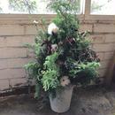 シックなクリスマスツリー