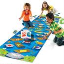 Learning Resources Crocodile Hop Floor Game クロコダイル ホップゲーム