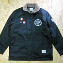 So Glad N-1 Jacket BLK