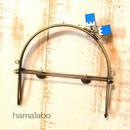 限定格安!【HA-1463】16cmベンリー口金/(新撰組×アンティークゴールド)・カン付き