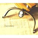 大特価の限定アイテム!【HA-1553】<カメオ口金(紺色)> 15cm/くし型(アンティークゴールド)カン付き