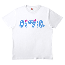 ワビサビのバブルTシャツ