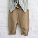 POEL trousers (amber) / treehouse