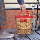 【新作】mini penelophia fake basket red