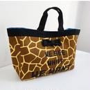 準備中 adjust strap tote giraffe logotip