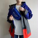 【新作】cordura fanny pack royal blue