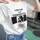 ※ 先行予約【2018 SS】thomas magpie T Coffee white