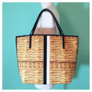 holiday tote large fake basket