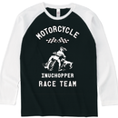 Inu chopper Sliding Girl long T