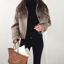5月上旬発送Wool handmade jacket