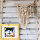 Macrame wallhanging ♯19