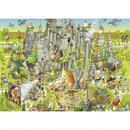 Funky Zoo, Jurassic Habitat : Marino Degano - 29727