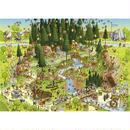 Funky Zoo, Black Forest Habitat  :  Marino Degano - 29638