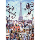 Eiffel Tower : Jean-Jacques Loup - 29358