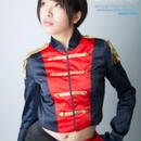 中野杏:22歳生誕祭記念写真 キリ! サイン入り(A4サイズ)