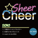 Sheer Cheer:DEMO CD(在庫限り)