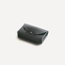 ric-rac mini wallet(black / brown / nude / green)