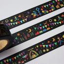 オリジナルマスキングテープ/伊勢屋の夜