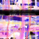 黒い水平線 Black horizontal line