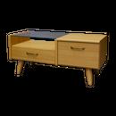クラム ミラー&テーブル 90 (ナチュラル) / CLAM MIRROR&TABLE 90 (NA)