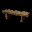 パイル リビングボード 130 (ウォルナット) / PILE LIVING TABLE 130 (WALNUT)