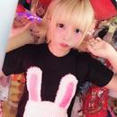 ぬいぐるみうさちゃんTシャツ/JUNGLE BUS