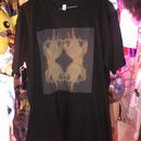 サタンガールBIGTシャツ/TOTALDISCOMMUNICATION