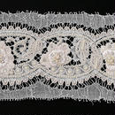 French Leavers Lace 71125.2/10 RIN2038  ECRU