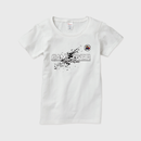 【Tシャツ】ガメオベラT(レディース) WM/WL カラー3色【送料無料】