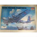 【中古】B-17C FLAYING FORTRESS 1/72ND SCALE 186-258SK