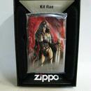 【未使用・未開封】Zippo Kit Rae キットレイ ジッポー24787 KIT RAE-VLN W/AVQR  1711-204SK