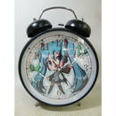 【中古】初音ミク 目覚まし時計 ビッグサイズ 189-44SK