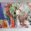 【中古】【未使用】【代引不可】東方Project プライズ 暖簾  1606-90SK