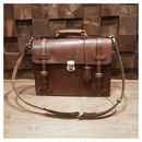 Bridleleather briefcase